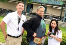 Mr. Petersen Spirit belt