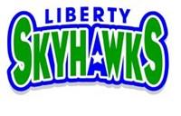 Liberty Skyhawks Logo
